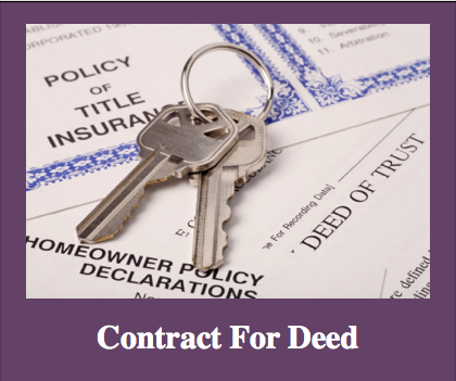Contracts For Deed Bloomgren Hanson Legal